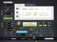 Free User Interface Elements - Futurico