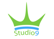 Logo PSD - Crown Logo av Studio9