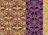 Texture Pattern - Damask Pattern Pack