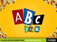 DBD | AbcPack PSDs - Zeitschriftenbeschriftung