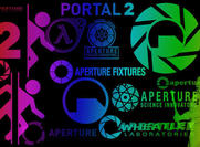 Portal & Half Life Brush Set