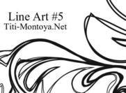 Linie Kunst 5