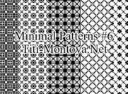 Minimal Patterns 6