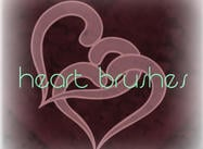 Heart_brushes