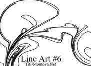 Linie Kunst 6