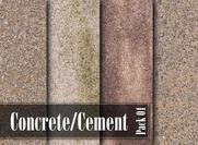Paquete de textura de hormigón