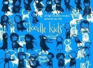 Paquete de cepillos para niños Doodle