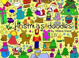 Christmas_doodles_by_m.