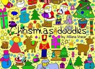 Christmas Brush Doodles Pack van MV