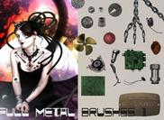Brush Pack Full metal Montar un