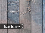 Textures de jeans