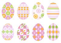 Funky Easter Egg Brush and PSD Pack