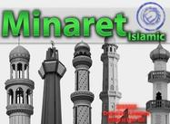 Minaret Islamic Brush Pack