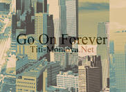 Gå på evigt