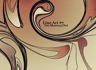 Linie Kunst 7