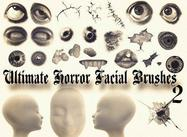 Ultimate Horror Facial brushes 2