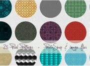 25 Pixel Pattern Pack