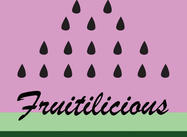 Paquet Frutiful Fruit Pattern Pack