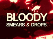 20 Bloody Smears and Drops