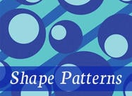 Shape-pattern-pack