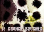 Grunge Borstels1