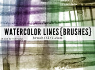 Watercolor-lines