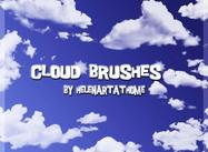 Cloud-brushes