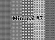 Mínimo de 7