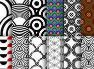 Japanische Muster