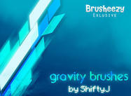 Gravity-brushes