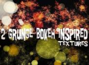 Grungy Bokeh Inspired Textures