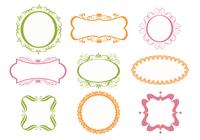 Ornate Frames Brushes Pack