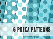 6 Polka Patterns