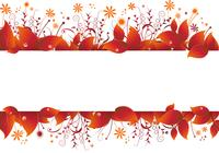 Autumn Leaves Banner PSD