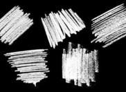 Bleistift Pinsel Set