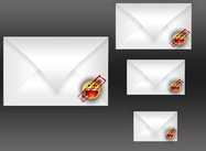 Real Yahoo Mail psd