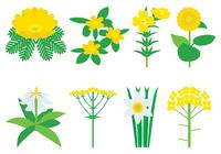 Yellow-flowers-psd-pack-photoshop-psds