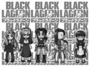 Zwarte lagune