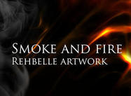 Rook en Brand -Rehbelle