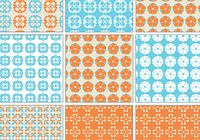 Blue-and-orange-retro-patterns-for-photoshop