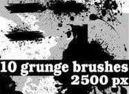 Grunge Photoshop Borstels