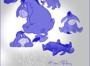 Eeyore Brush Pack