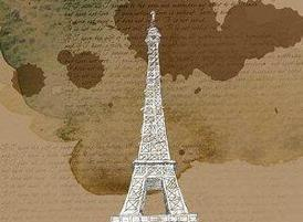 Eiffel-tower-shapes