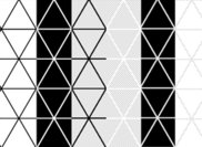 Motif triangulaire - tileable
