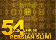 Anigraphuse Persian Patterns Slimi