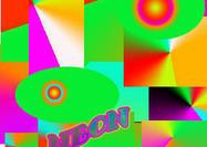 Neon-gradient