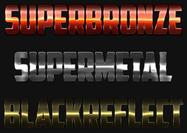 4-metal-lightning-text-styles