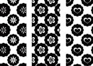 Happy-circles-floral-pattern