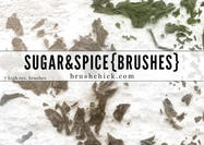 Açúcar e especiarias