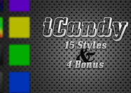 ICandy Photoshop Style Pack